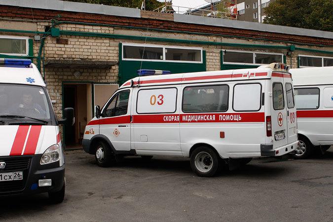 ВМахачкале рухнул потолок завода сепараторов, есть пострадавшие
