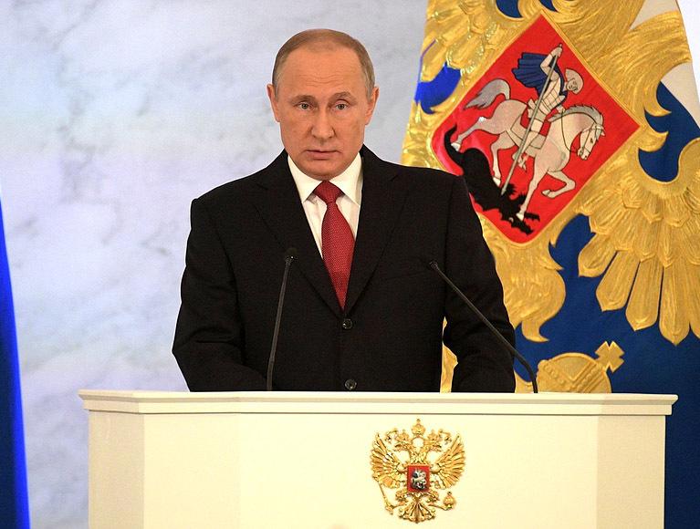 Владимир Путин отметил успехи сельского хозяйства в России