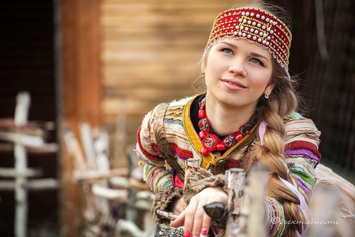 Жительница Братска вышла во2-й этап конкурса красоты «Русская коса»