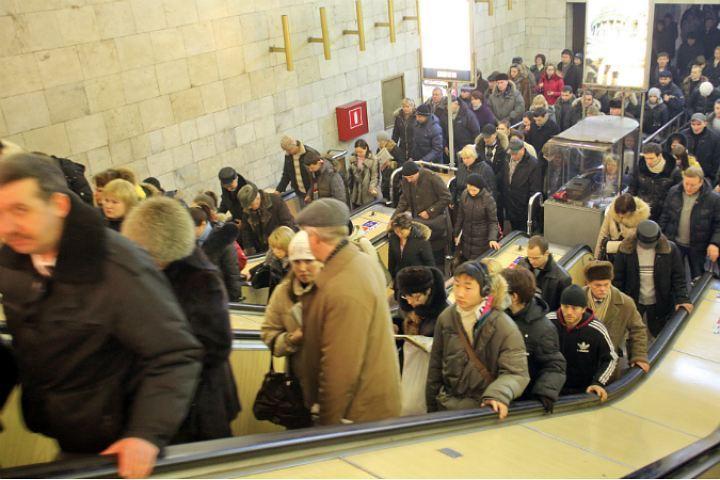 Мертвеца отыскали настанции метро «Маяковская»