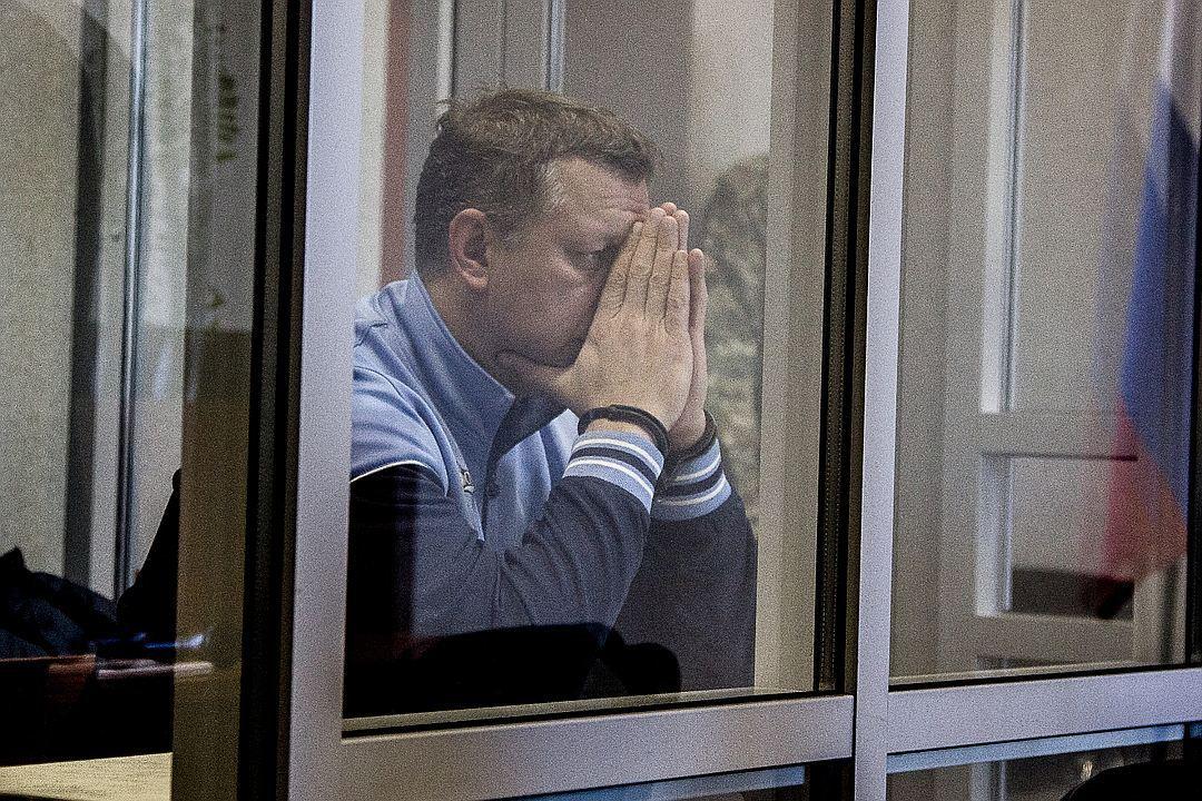 Павел Лях несмог обжаловать решение суда одомашнем аресте
