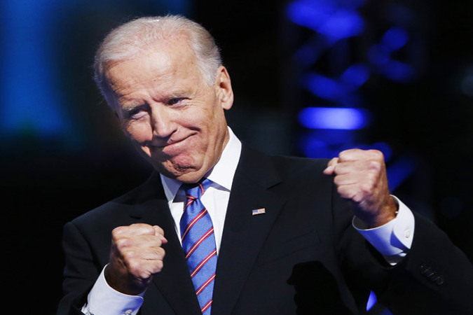 Байден будет баллотироваться напост президента США в 2020г