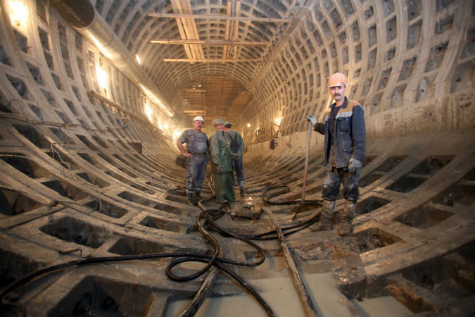 Экс-подрядчик стадиона наКрестовском лишился депо «Южное»