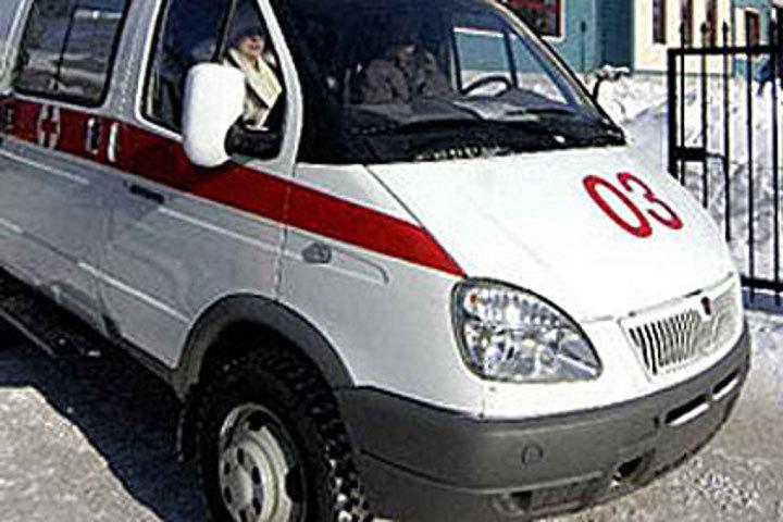 Курск. Наул.Мирная автомобилист сбил своего 10-летнего сына