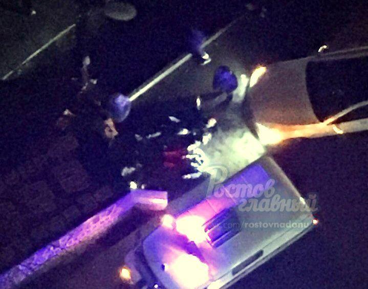 Вцентре Ростова вмобильной шиномонтажной мастерской найдено два трупа