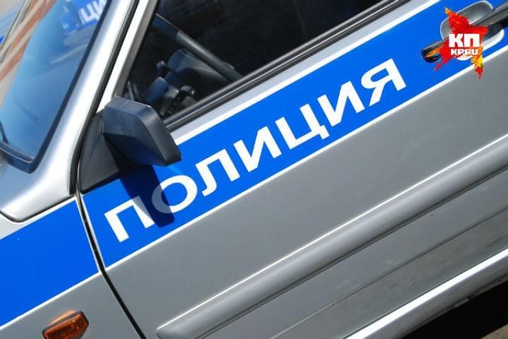 Двое полицейских вИркутской области врезались вдерево