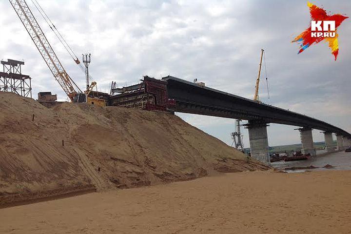 Для контроля застроительством моста через Каму будет создана межведомственная рабочая группа