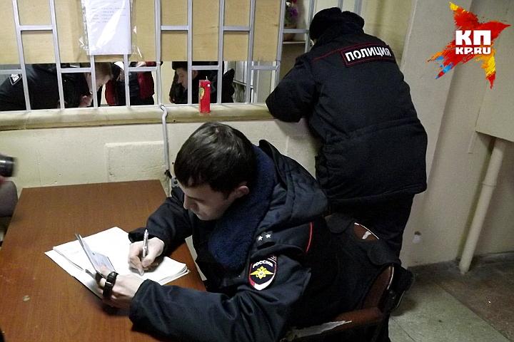 25 правонарушений ипроисшествий зарегистрировано засутки вРязанской области