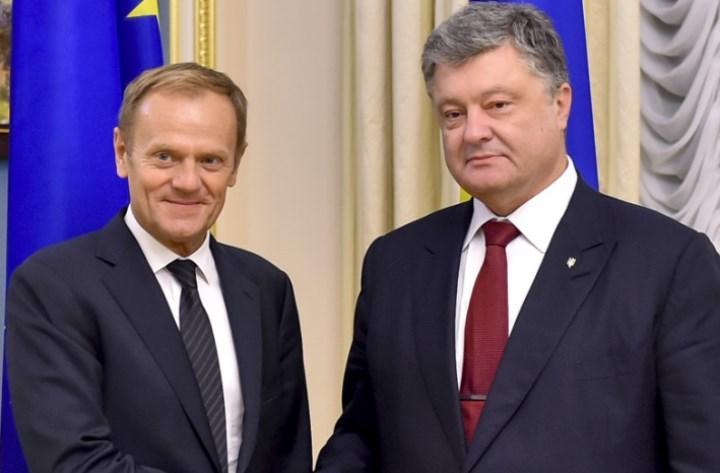 Порошенко предложил ввести против Москвы отдельные санкции из-за Алеппо
