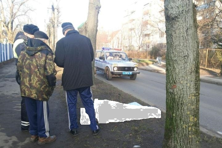 ВКалининграде шофёр на«БМВ» задавил 79-летнюю женщину