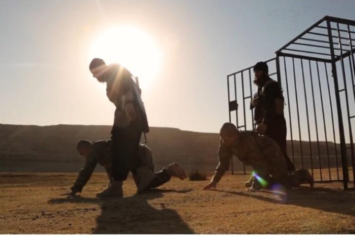 Боевики ИГ казнили двух пленных турецких солдат