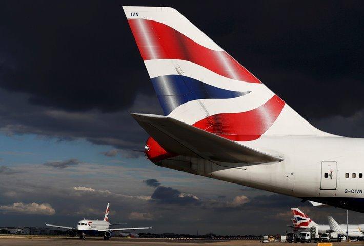 Профсоюз отложил запланированную наРождество забастовку бортпроводников British Airways