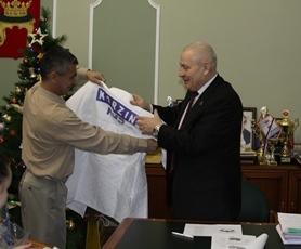 Кимоно в подарок. Фото: пресс-служба ТГД