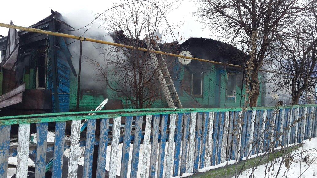 ВУльяновской области произошёл пожар: погибли 4 человека