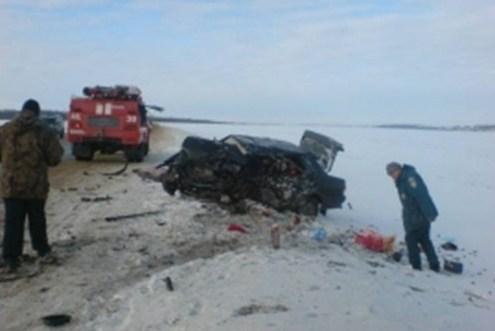 ВМихайловском районе случилось  смертельное ДТП