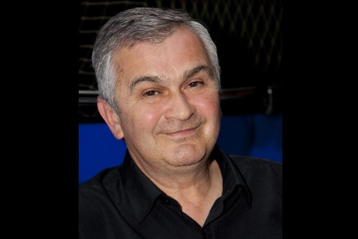 Борис Рафаилович Полевода. Фото с персональной странички.