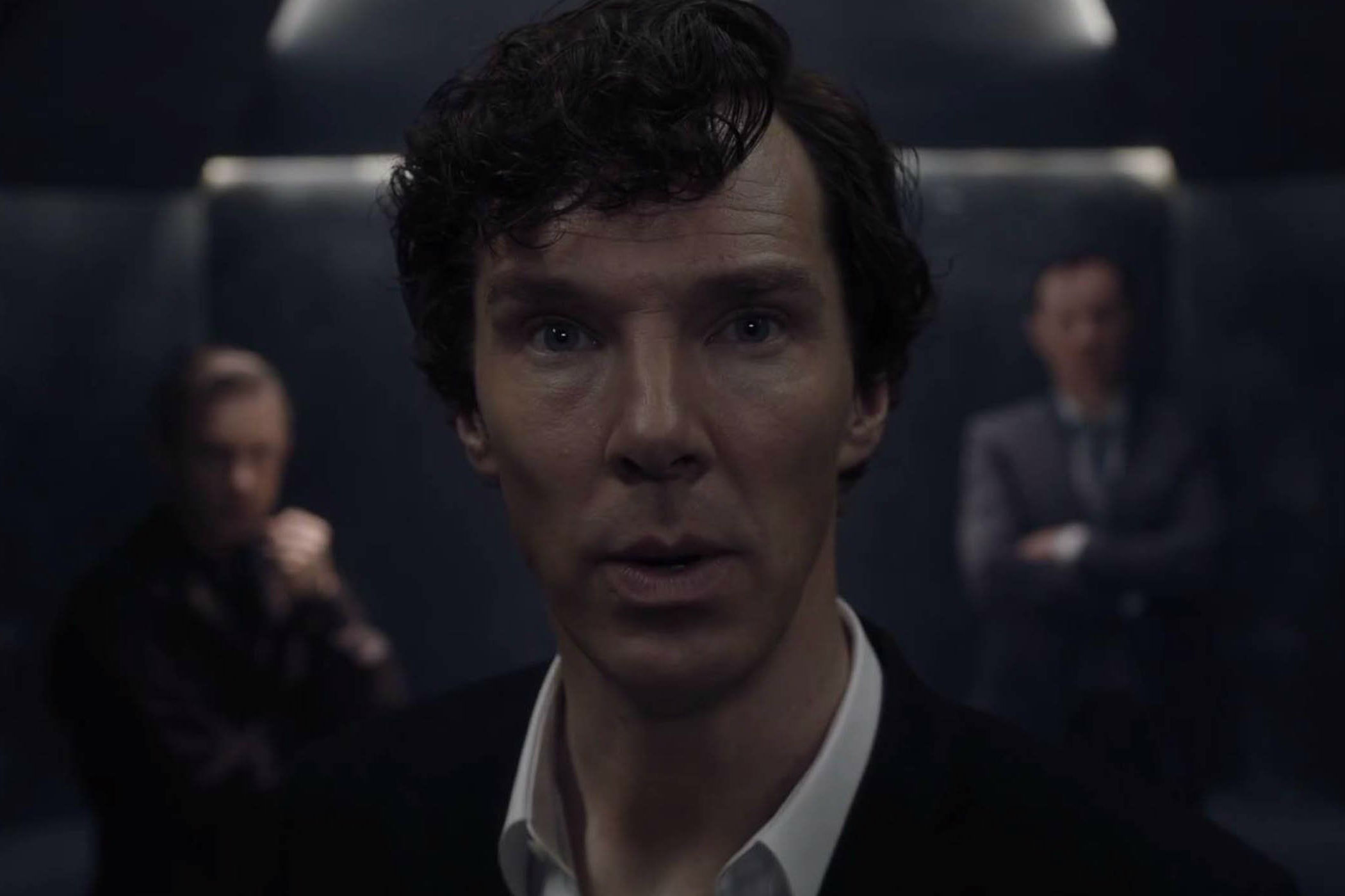 Сценаристы «Шерлока» пояснили неожиданный поворот сюжета всамом начале четвертого сезона