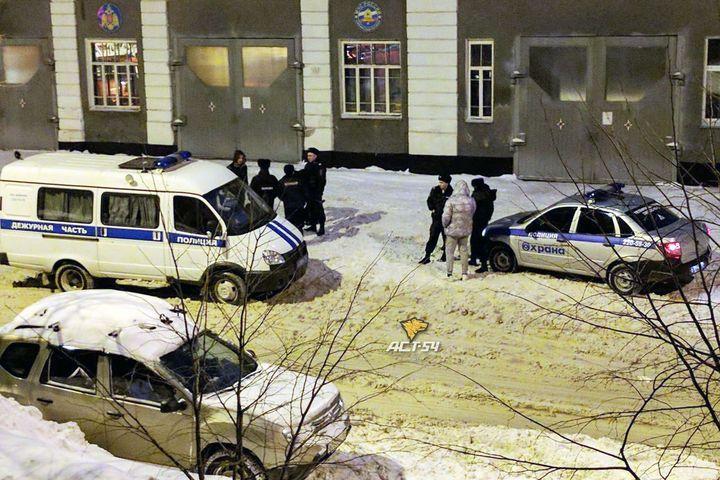 Нетрезвый мужчина приостановил драку выстрелами вНовосибирске