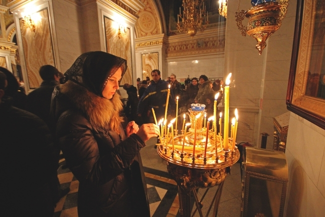Когда начнутся Рождественские богослужения вОренбурге иОрске?