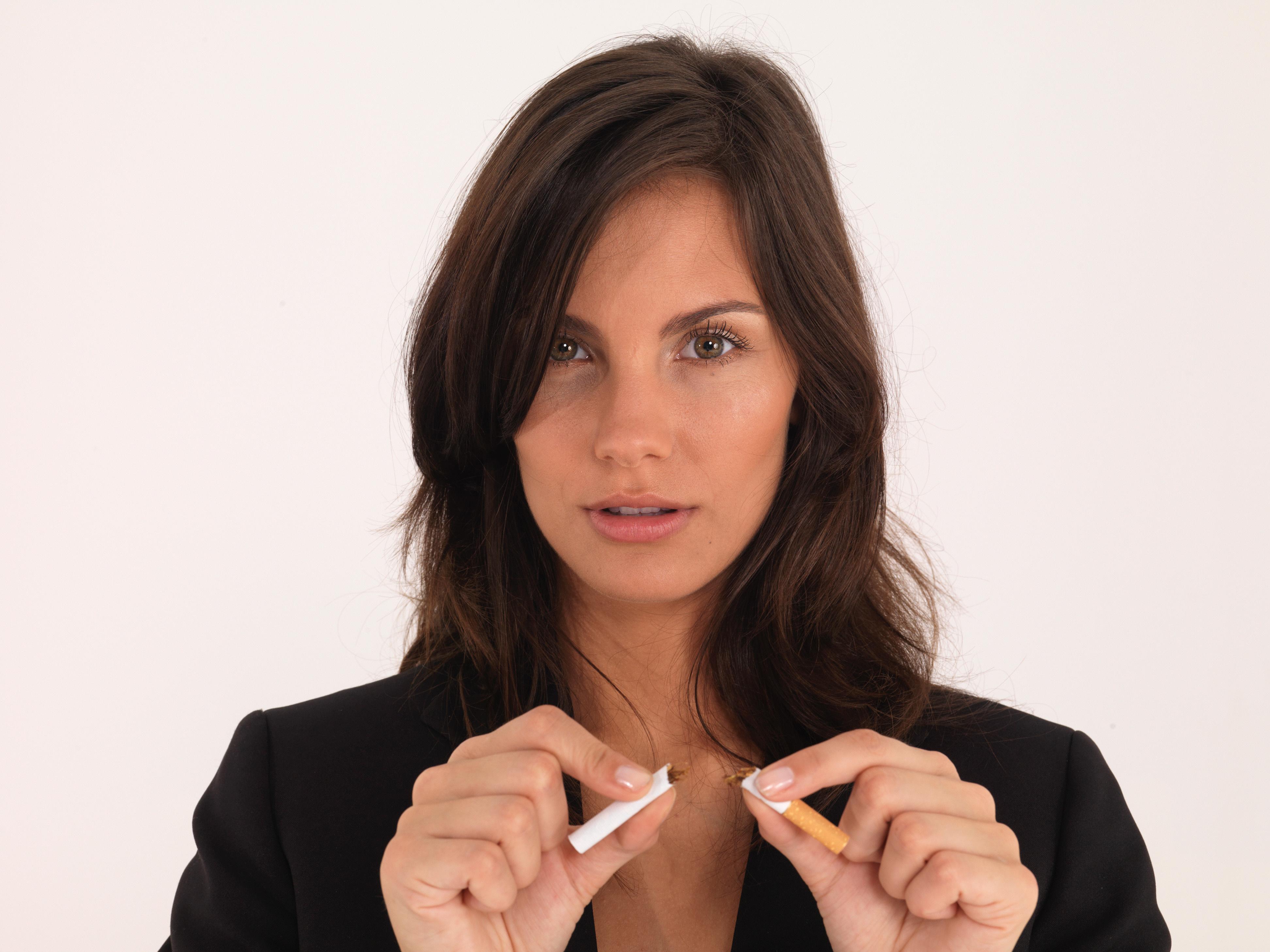 В непростом деле отказа от курения можно найти себе помощников.