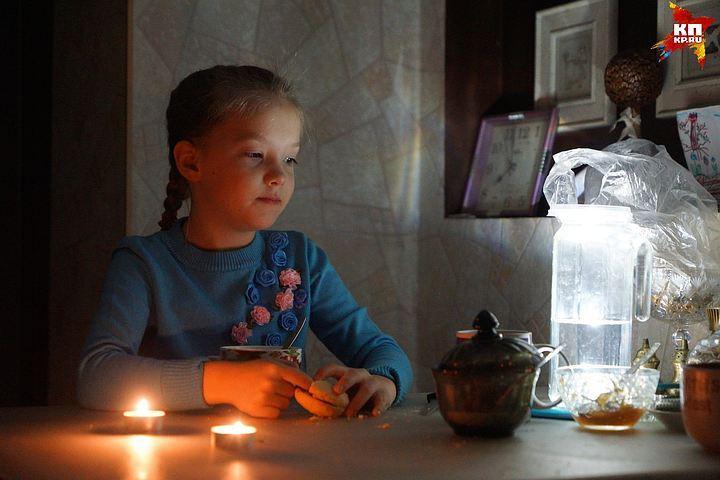 Наконец-то жителям Красноуральска дали свет