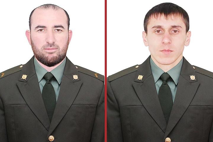 Впроцессе  специализированной операции  вКурчалоевском районе Чечни умер  cотрудник милиции