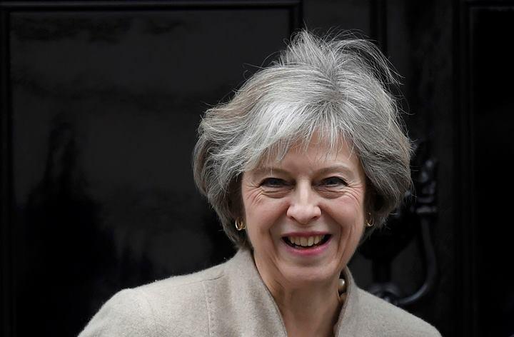 Мэй может поддержать выход Англии из цельного рынкаЕС
