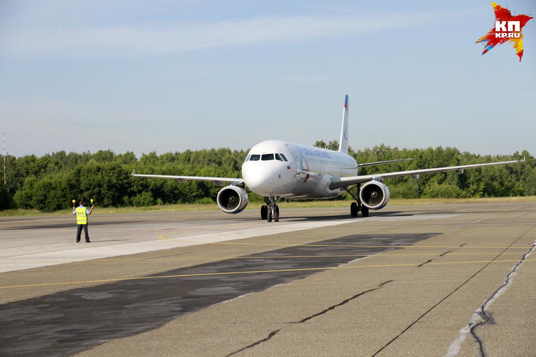 Объем интернациональных перевозок ваэропорту Барнаула уменьшился натреть