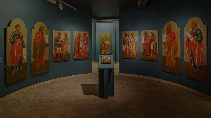 Ярославскому музею-заповеднику вернули необычайное «Воскресение— ссошествием воад» изИталии