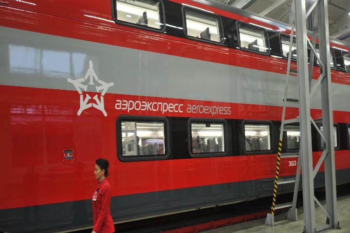РЖД объявило озапуске 3-го двухэтажного поезда Москва-Воронеж в 2017г.