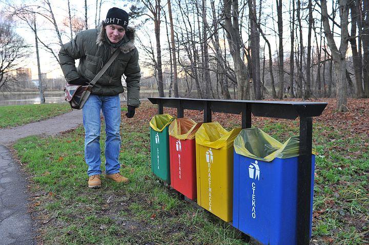 Кубань перейдет нараздельный сбор мусора