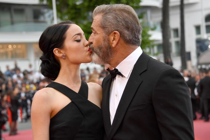 61-летний голливудский артист Мел Гибсон стал отцом вдевятый раз