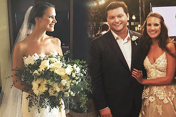 Кира Пластинина вышла замуж вМексике