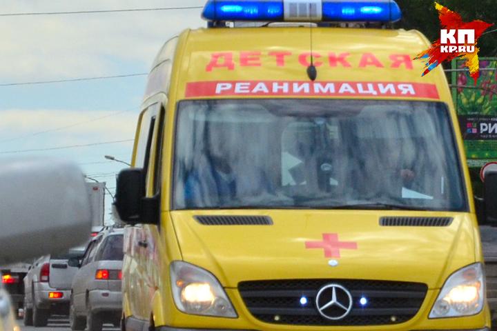 ВУнече под колёса иномарки угодила 15-летняя школьница