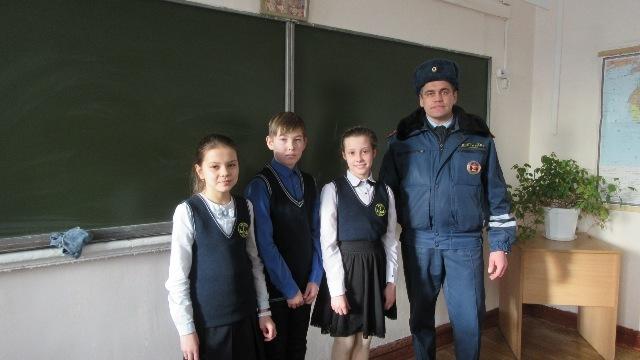Уральские школьники помогли задержать водителя, сбившего пенсионерку