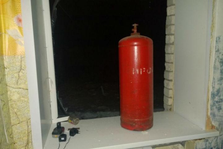 При взрыве газа под Рыбинском пострадал мужчина