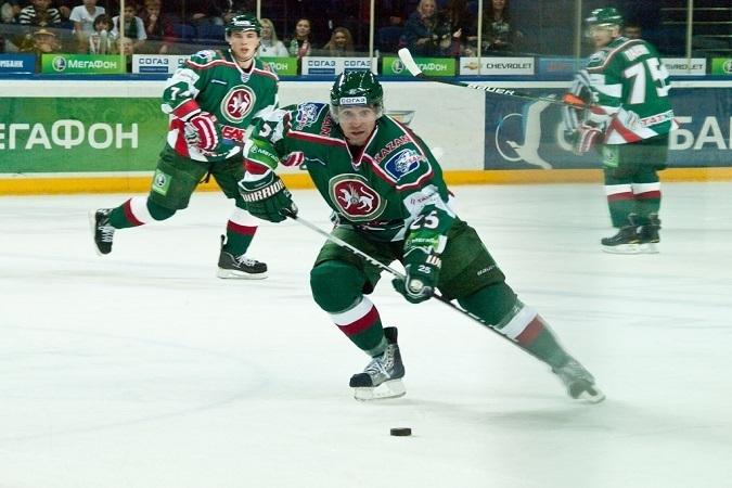 Самсонов иКапризов включены всостав сборнойРФ наШведские хоккейные игры