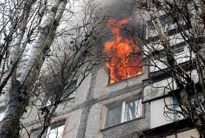 Анапа: впожаре вквартире умер 62-летний мужчина