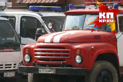 ВОмской области при пожаре задохнулись три сельчанина