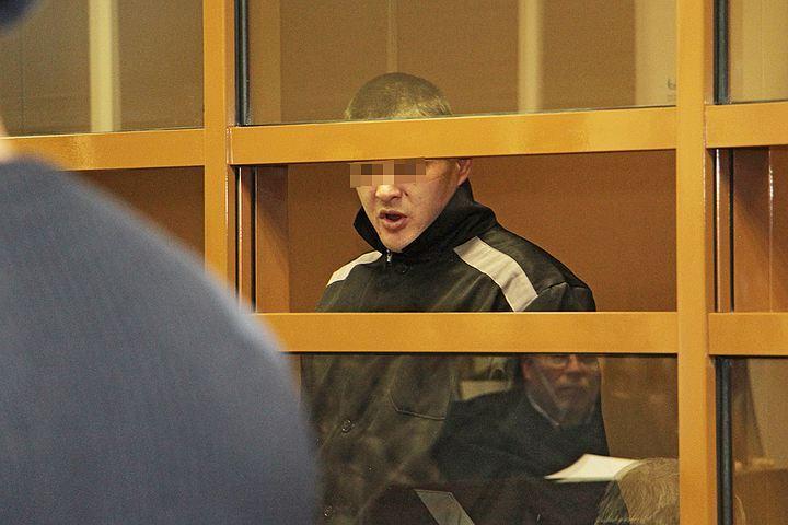 Бездомный получил пожизненный срок заубийства мужчины иребенка вПерми