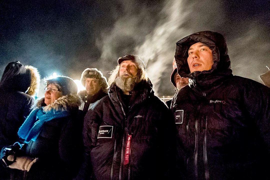 Конюхов вылетел изРыбинска навоздушном шаре