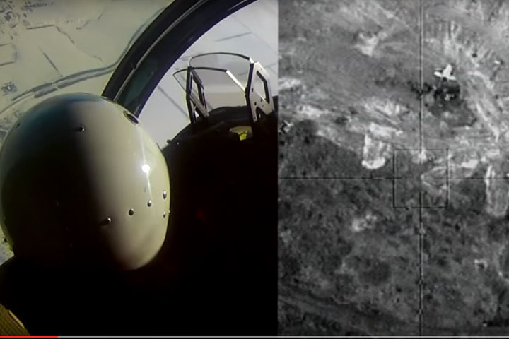 Учебную бомбежку наворонежском полигоне «Погоново» можно посмотреть навидео