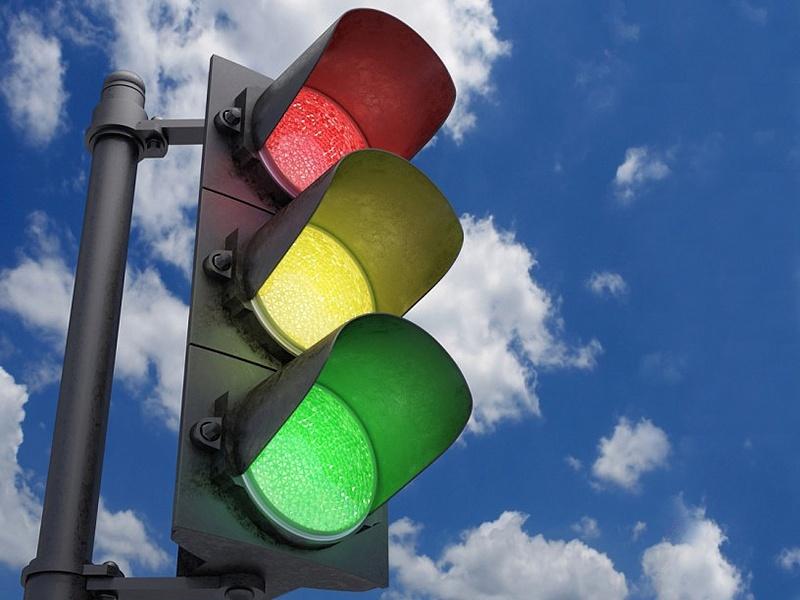 Вцентре Тюмени на пару часов погаснут 4 светофора