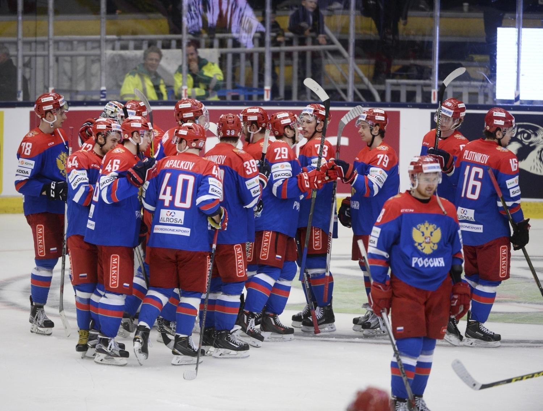Сборная Российской Федерации похоккею может сыграть матч сфранцузами вЧелябинске