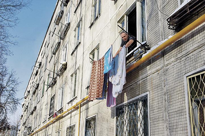 Народные избранники сообщили оневозможности капремонта пятиэтажек «несносимых серий»