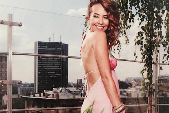 Наталья Фриске обнародовала пророческое фото смерти Жанны Фриске