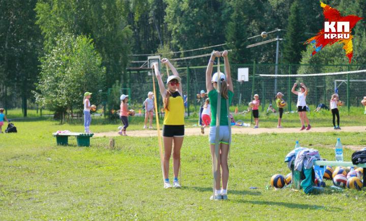 Детские оздоровительные лагеря Красноярска ожидают школьников налетний отдых
