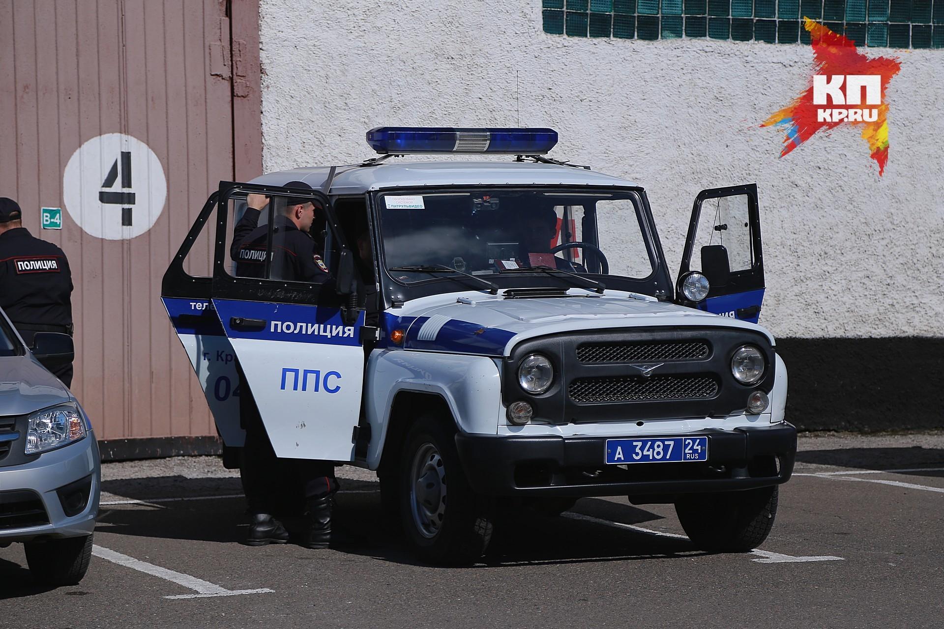 ВКрасноярском крае задержали подозреваемого вкраже бани