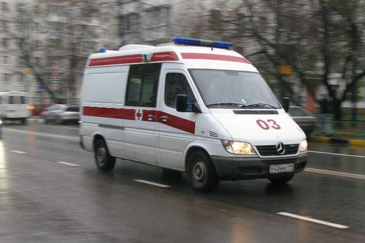 НаТорфяной дороге шофёр автобуса задавил женщину