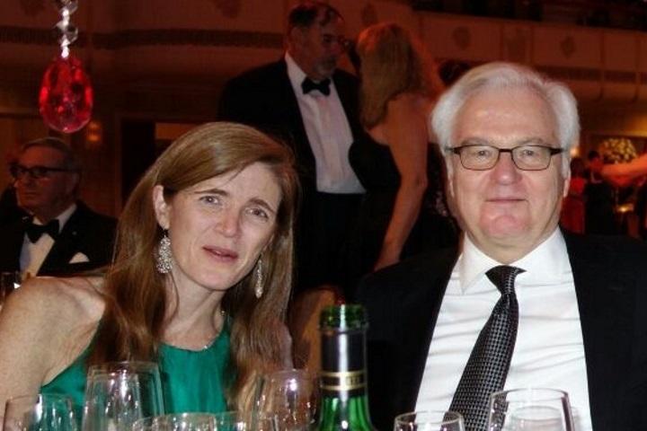 Саманта Пауэр и Виталий Чуркин были хорошими друзьями